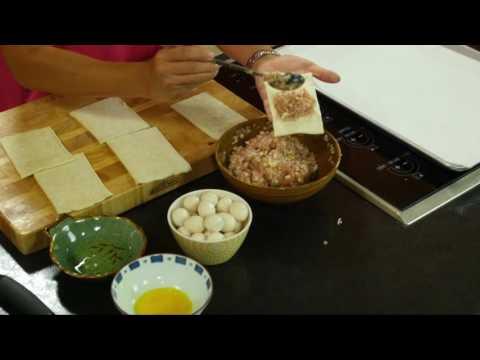 Bánh Pateso Với Thịt Gà - 5 Phút Nấu Ăn Với Cathy Hà 50