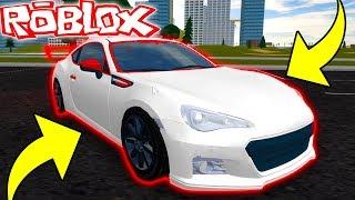 THEY ADDED THE SUBARU BRZ! *NEW* (Roblox Vehicle Simulator) #5