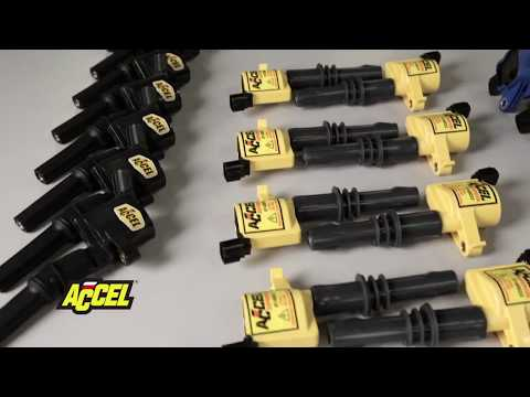 Accel Super Coil Ignition Coils For Ford Cars & Trucks