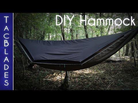 DIY Shadow Hammock with Wind Shield