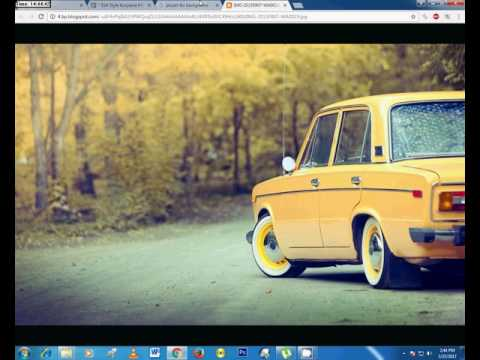 How to Change FaceBook Theme And Background on Google Chrome