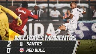 Santos 2 x 0 Red Bull | MELHORES MOMENTOS | Paulistão (23/03/19)