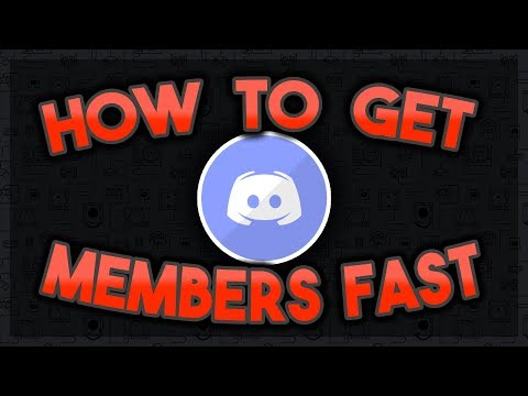 0 to 1500 Discord Members in a Week  ‖  Discord Tips To Get Members FAST!