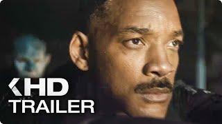 BRIGHT Trailer German Deutsch (2017) Netflix