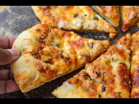 Rotisserie Chicken Pizza