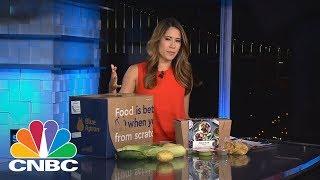 Amazon Meal Kit Vs. Blue Apron...Who Wins?   CNBC