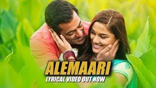 Alemaari Lyrical | Dabangg 3 Kannada | Salman Khan | Sonakshi S,Saiee M | Salman Ali,Muskaan