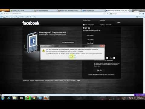 How To Put Theme On Facebook