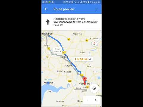 How to search location on Google map  , How to find location .