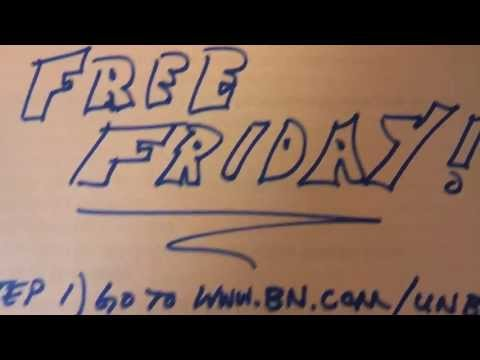 Nook Free Friday