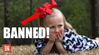 Download 25 MOST RIDICULOUS Things You Won't Believe Are Banned In Schools Video