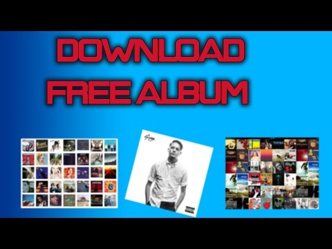 HOW TO DOWNLOAD FREE ALBUM EASY!
