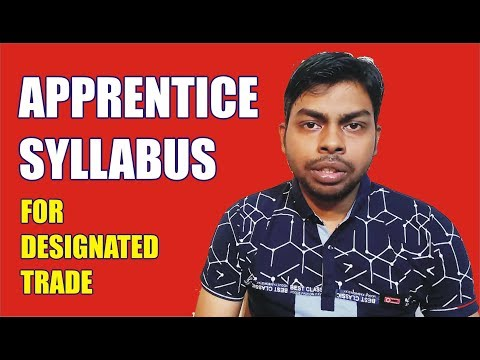 How to Check & Download Apprentice Syllabus for Designated Trade