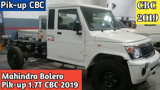 Mahindra Big Bolero Pik-up 1.7T CBC 2019🔥Full Detail Review   Highlight Points   Price   Millage