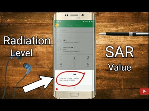 How to check Radiation Level/SAR Value of Redmi Note 4 (Any Android Device)