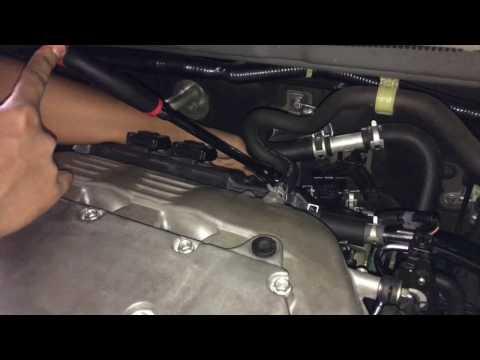 2005-2010 Honda Odyssey Spark Plug Change DIY