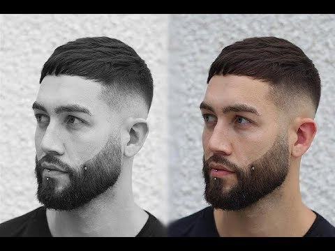 French Crop Haircut Men 2018