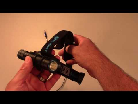 The H2R Nova - Review with footage of light in action