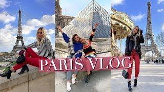 PARIS TRAVEL VLOG | 2018