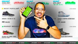 How To Make Money Selling Shoes On StockX App (Beginners Guide)
