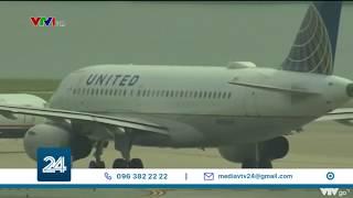 Mỹ cấm các chuyến bay chở khách của Trung Quốc | VTV24