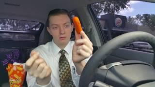 Burger King Mac n' Cheetos - Food Review