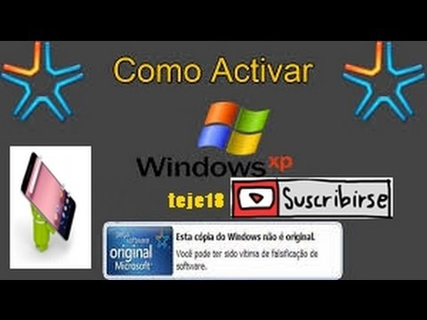 Activar Windows XP [Todas Las Versiones] [2017]