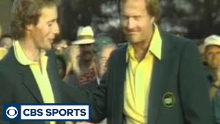 The Magic of the Masters | 1986-1988 | CBS Sports