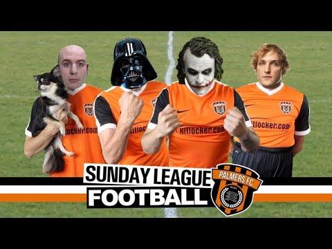Sunday League Football - THE INFAMOUS