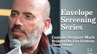 """Phantom Thread"" Costume Designer Mark Bridges On The Fashion Show Scene"