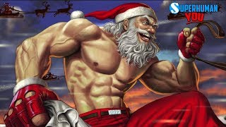 SANTA Wants To Give You A PERFECT CHEST!