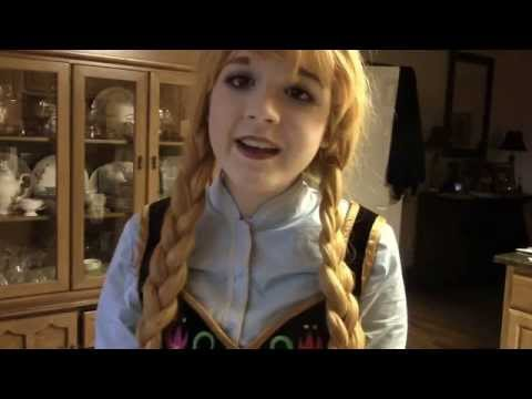 Do You Wanna Build a Snowman? - Frozen Cover by Anna