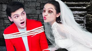 Funny Wedding Fails | Types of People at Weddings | Funny & Awkward Situations At Weddings By T-FUN