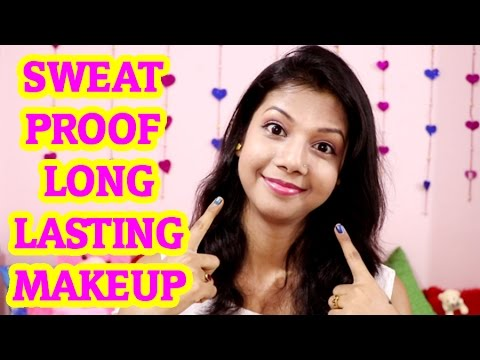 SUMMER SWEAT PROOF LONG LASTING MAKEUP IN HINDI | SPECIAL TIPS AND TRICKS | KRISHNA ROY MALLICK
