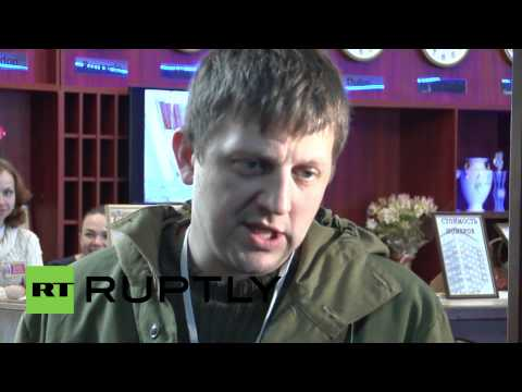 Ukraine: OSCE in Lugansk for talks with pro-federalists