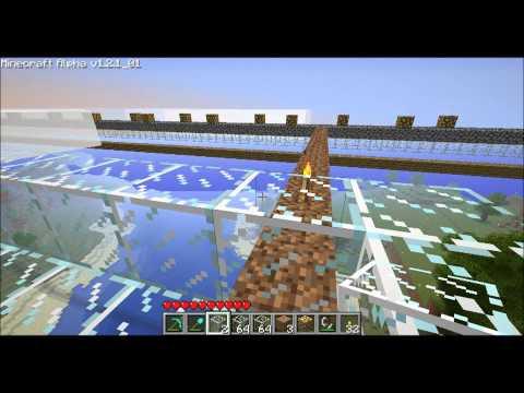Minecraft: Spawn Point Marker