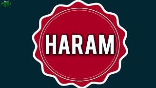 The Haram Labels