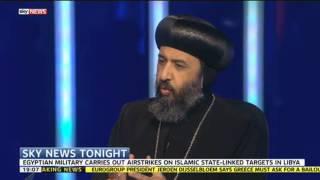 Coptic Orthodox Church Bishop On Islamic State
