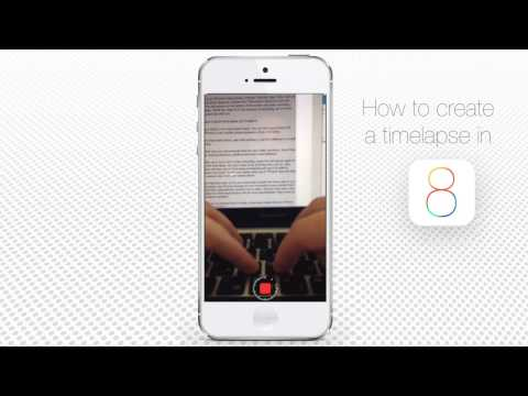 How to Record a Time Lapse Video on iPhone and iPad