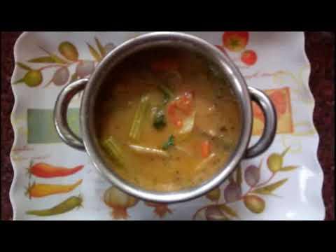 Kuruma kuzhambu for Rice in Tamil/Mixed vegetable curry/Easy lunch box Recepie