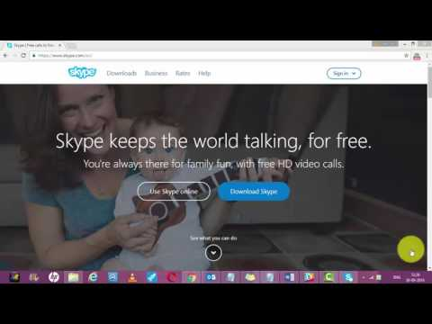 How to make Free Call to USA, Canada from Skype