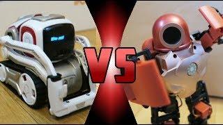ROBOT DEATH BATTLE! - Cozmo VS RoboHero (ROBOT DEATH BATTLE!)