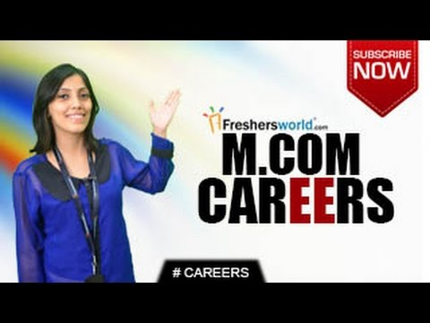 CAREERS IN M.COM – B.Com,Budget Analyst,Junior Accountant,Teaching,Job Opportunities,Salary Package