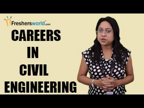 CAREERS IN CIVIL ENGINEERING -GATE,Design,Structures,Mtech,Campus drive,Top Recruiters