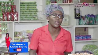 For the love of discounts. Kansiime Anne. African comedy.