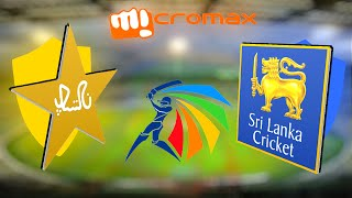 """GAMING SERIES"" ASIA CUP 2016 GAME 2 - PAKISTAN v SRI LANKA"