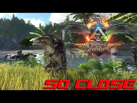 So Close! : Ark: Survival of the Fittest! (EP1)