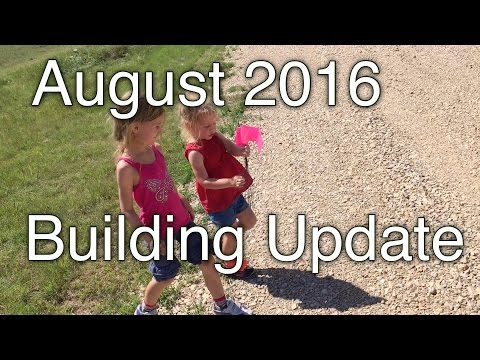 Foundation, Fences, and Update