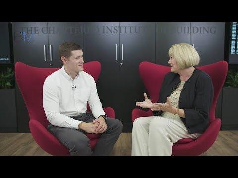 Meet New CIOB President Rebecca Thompson | The B1M