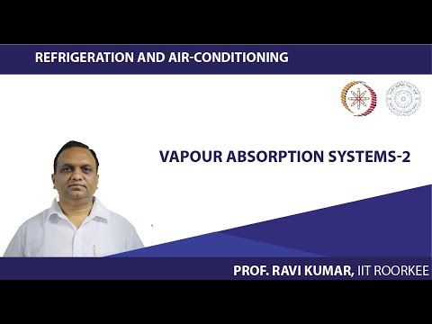 Vapour Absorption Systems-2